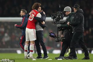 David Luiz: Arteta knows football and he can improve every single player