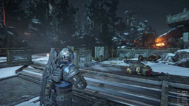 Imagem do Gears of War 4