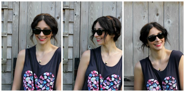 Braided Milkmaid Crown tutorial