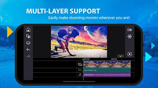 PowerDirector – Video Editor Mod Apk v6.8.1 [Unlocked]
