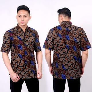 Kemeja Batik Pria No 13