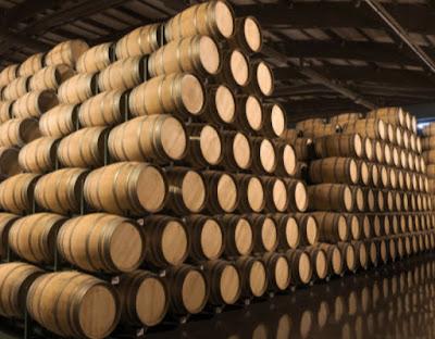 Bodegas LAN hybrid oak barrels