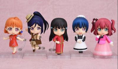 """Love Live! Sunshine!!"" Dress Up World Image"