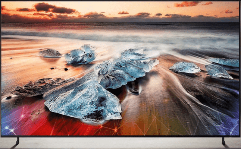 MediaTek and Samsung releases the first 8K QLED TV with WiFi 6