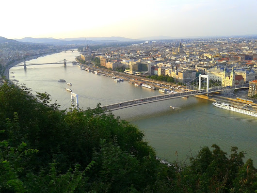 Sunshine above the clouds: Budapest Weekend