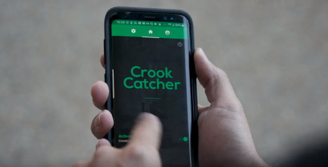 تحميل تطبيق CrookCatcher افضل تطبيق لحماية هاتفك من السرقه واسترجاع الهاتف