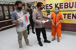 Tipu Warga Kebumen Hampir 1 M, IRT Asal Jakarta Ditangkap Polisi