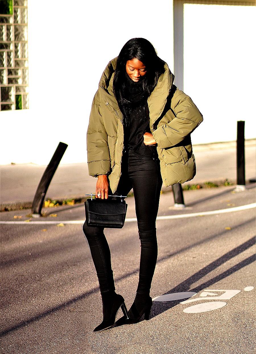 veste-matelassee-kaki-jeans-slim-sock-boots-tendance-hiver-2017