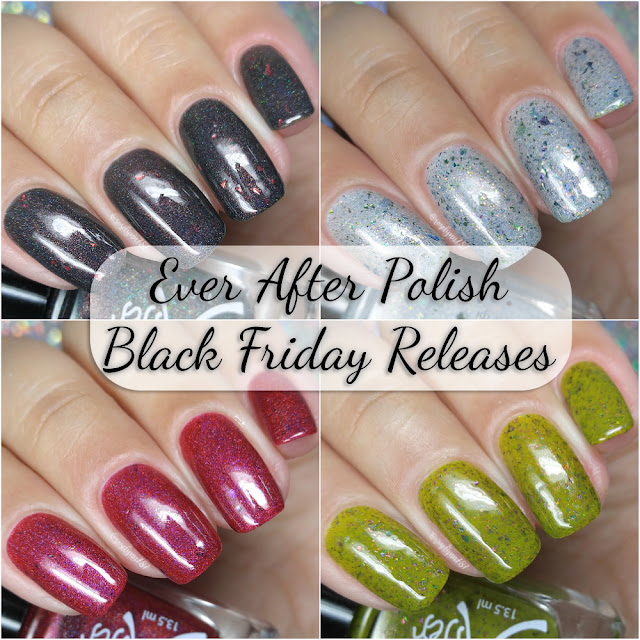 Ever After Polish - Wonderfully Awful Grinch Trio + Black Friday Doorbuster