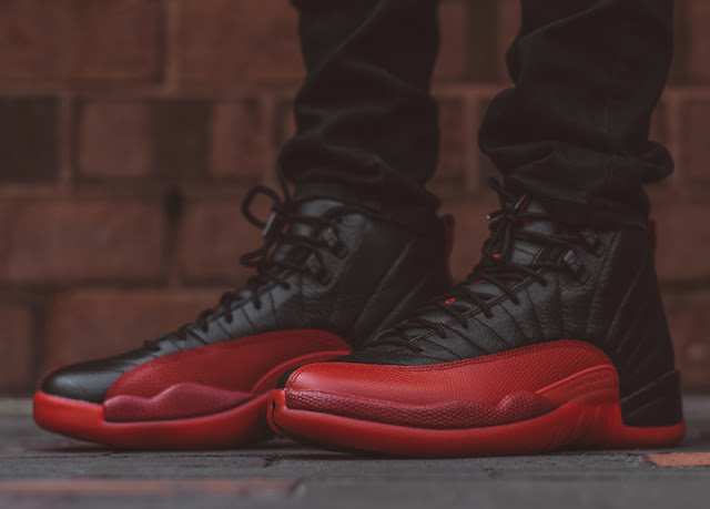 821b491693202a The Air Jordan 12 Retro  Flu Game  is one of the most exciting sneakers for  the year. The sneaker was originally released in 1997