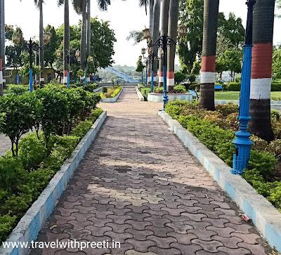 रानी कमलापति महल भोपाल - Rani Kamlapati Mahal Bhopal