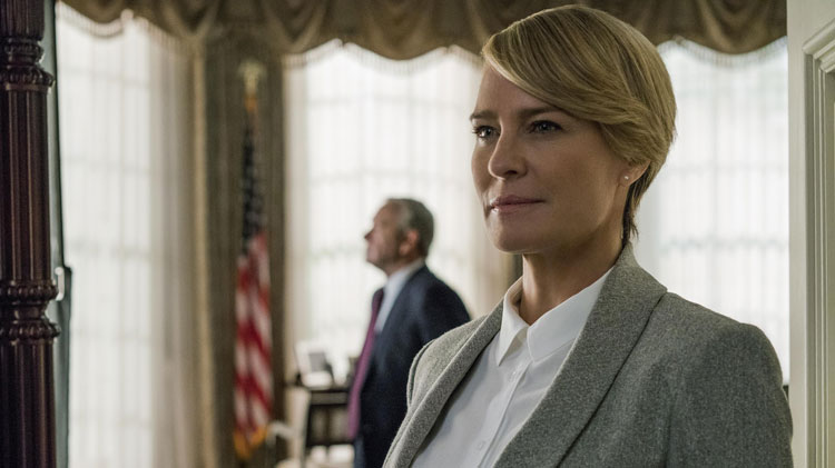 """House of Cards - Season 5 Review: """"Claire's Turn"""""""