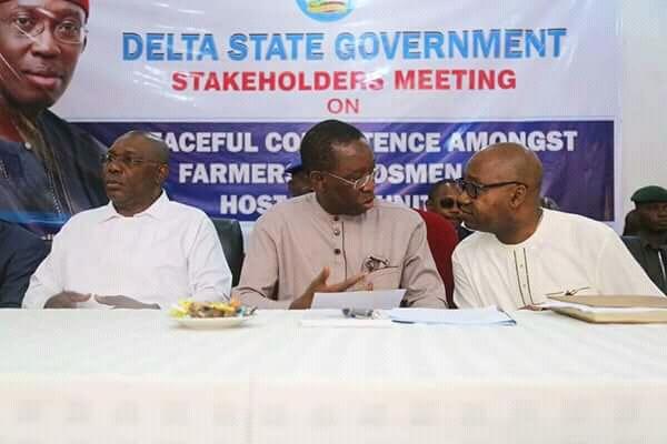 No Land For Cattle Colony In Delta - Delta Governor, Okowa