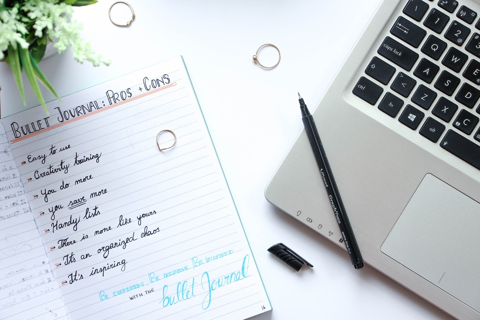 8 Reasons Why You Need A Bullet Journal The Lisa S World
