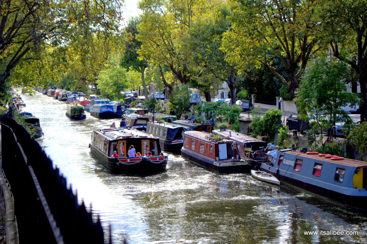Little Venice Boat Tour | Quick Guide To Little Venice In London