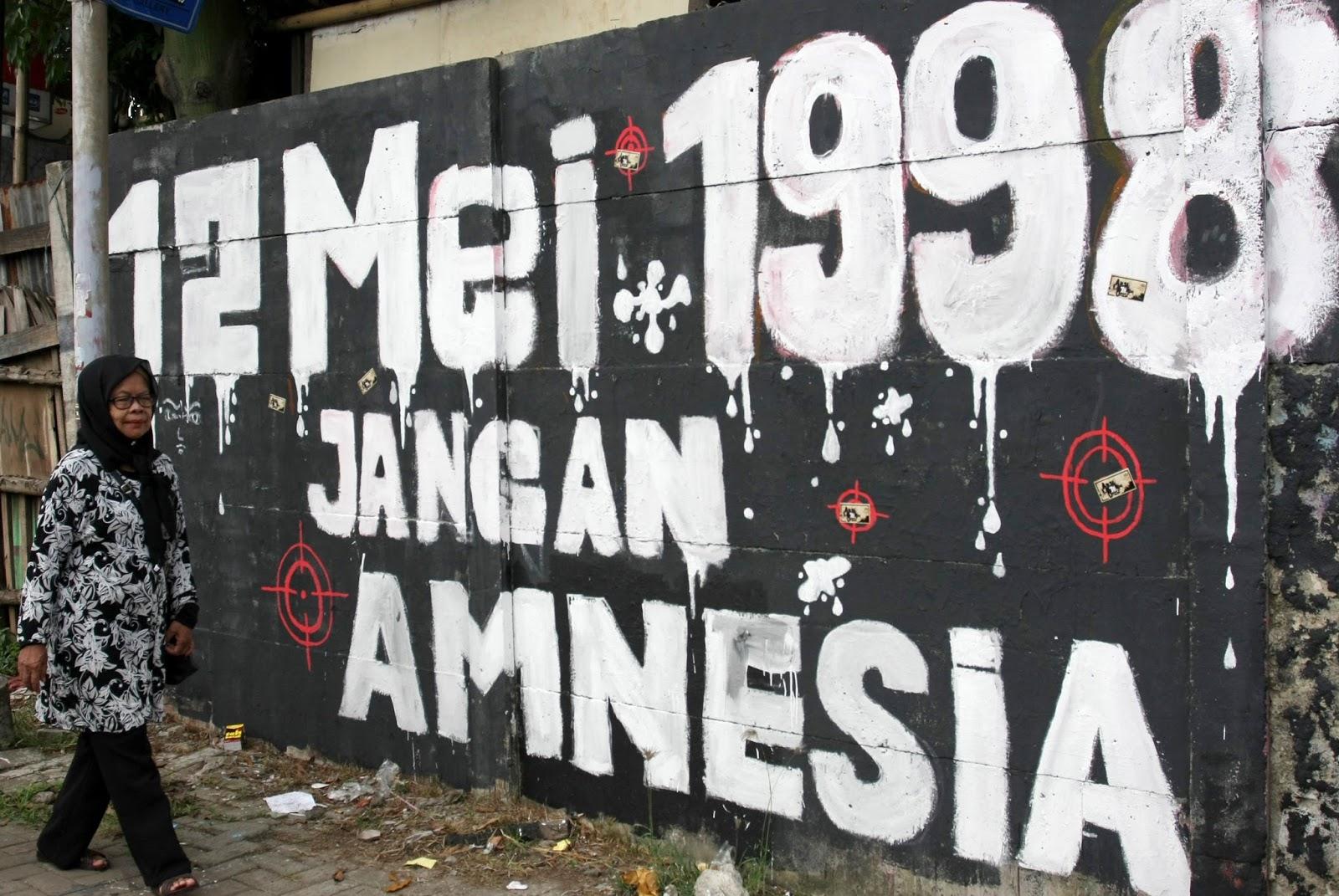 Contoh Kasus Pelanggaran Ham Di Indonesia Tragedi Trisakti Tragedi Trisakti
