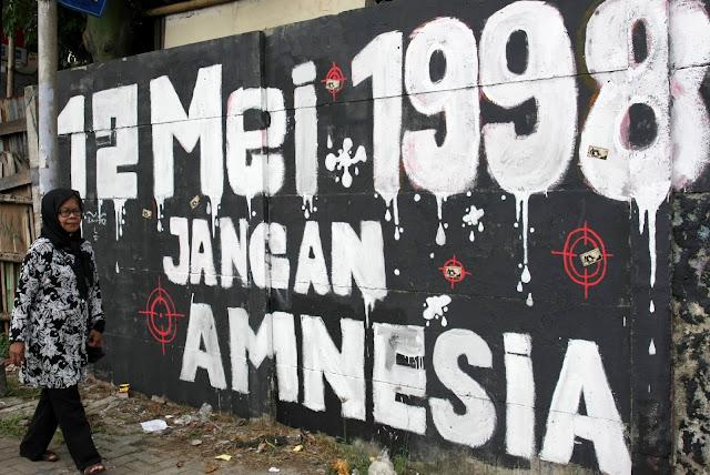Contoh Kasus Pelanggaran HAM di Indonesia Tragedi Trisakti