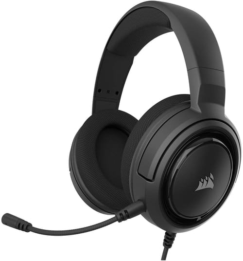 Review Corsair HS35 Stereo Gaming Headset