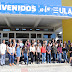 Estudiantes extranjeros llegan a cumplir un semestre en la ULagos