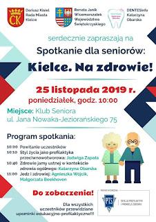Dentesinfo blog Katarzyna Obarska, senior Kielce
