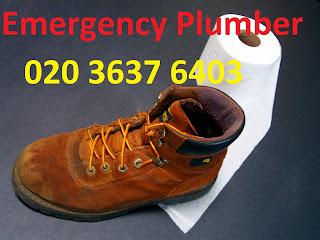 emergency plumber 020 3637 6403