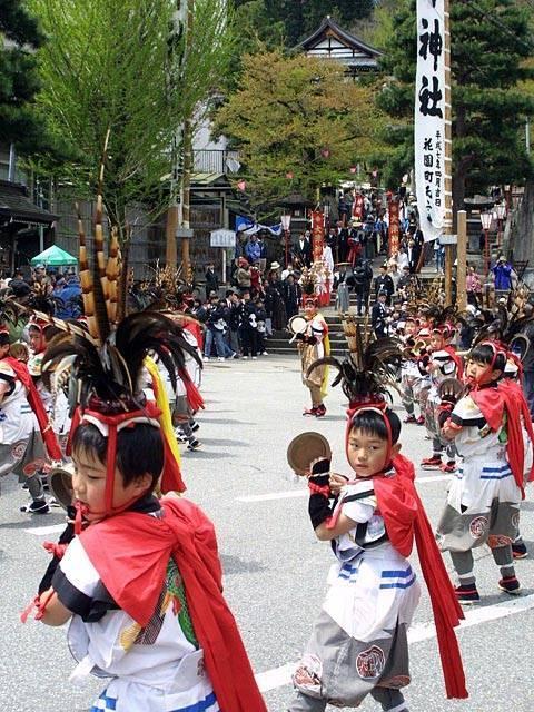 Hida Kamioka Matsuri at Hida City, Gifu Pref.