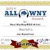 2019 ALL WNY AWARD: Best Hip-Hop/R&B Artist: Jay Aquarious