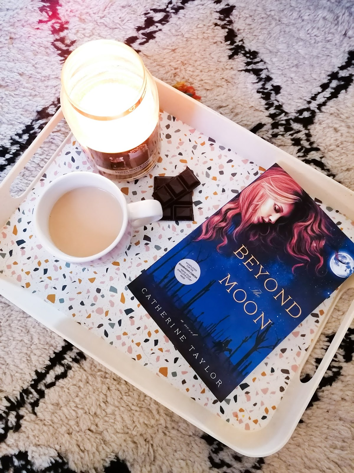 Book review - Beyond the Moon - Catherine Taylor