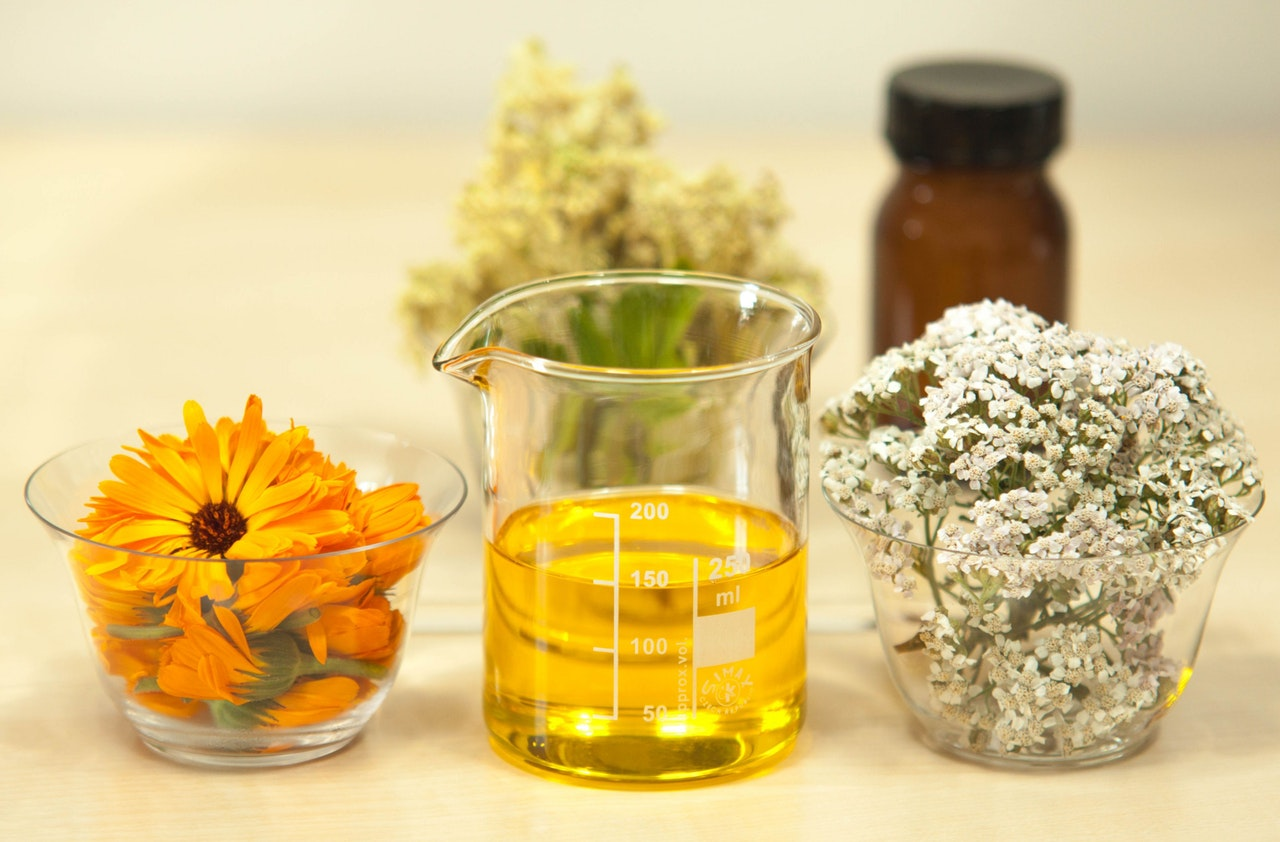 Incorporate natural oils in your hair care routine