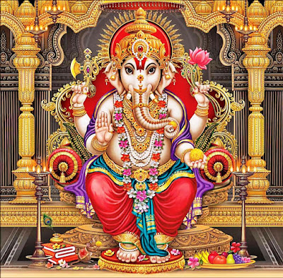 shree ganesh wallpaper for desktop wwwpixsharkcom
