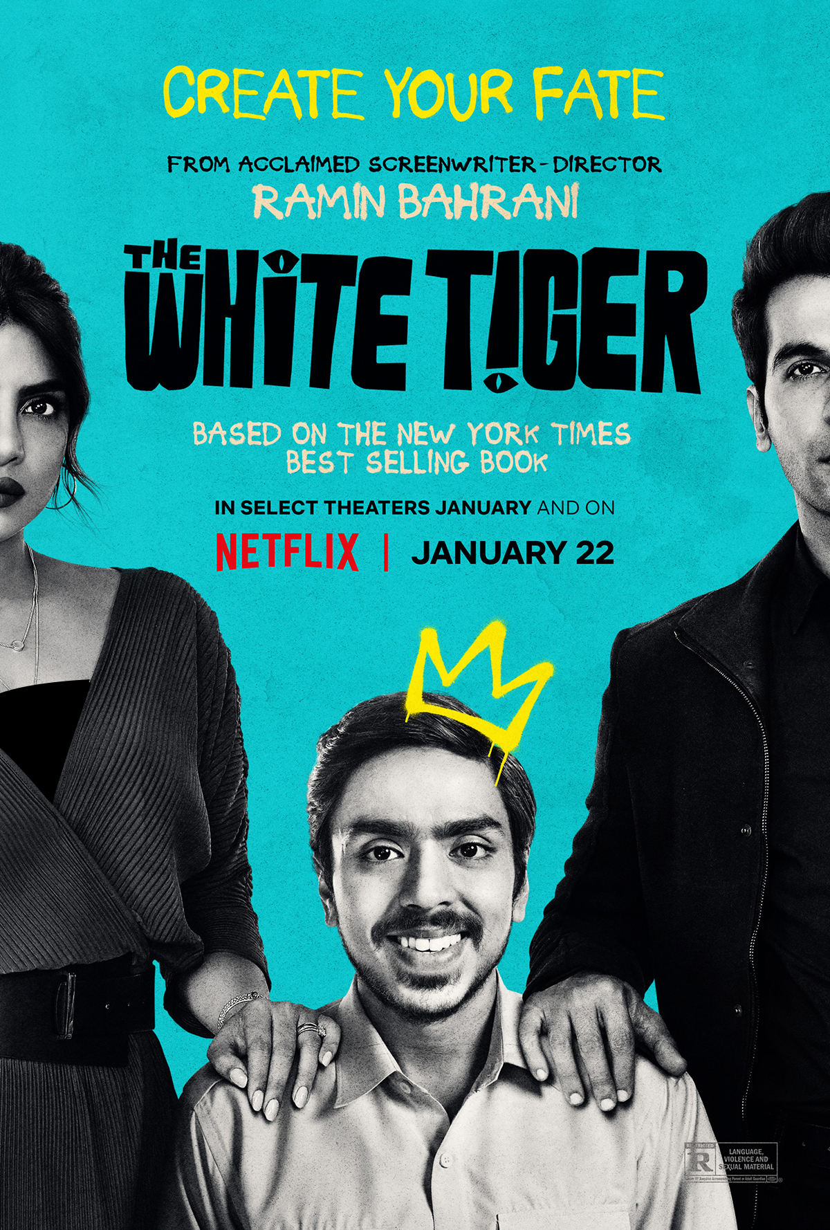 Movie The White Tiger