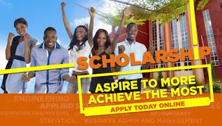 GRUNDTVIG POLY Scholarship Form 2020/2021   UTME Candidates