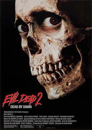 Evil Dead II 1987 BRRip 720p Dual Audio In Hindi English