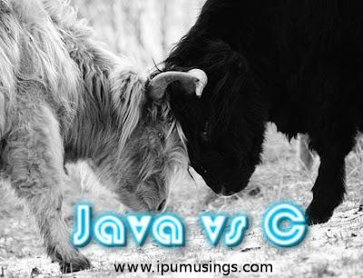 BCA/MCA - Java Programming - Java vs C (#ggsipuBCANotes)