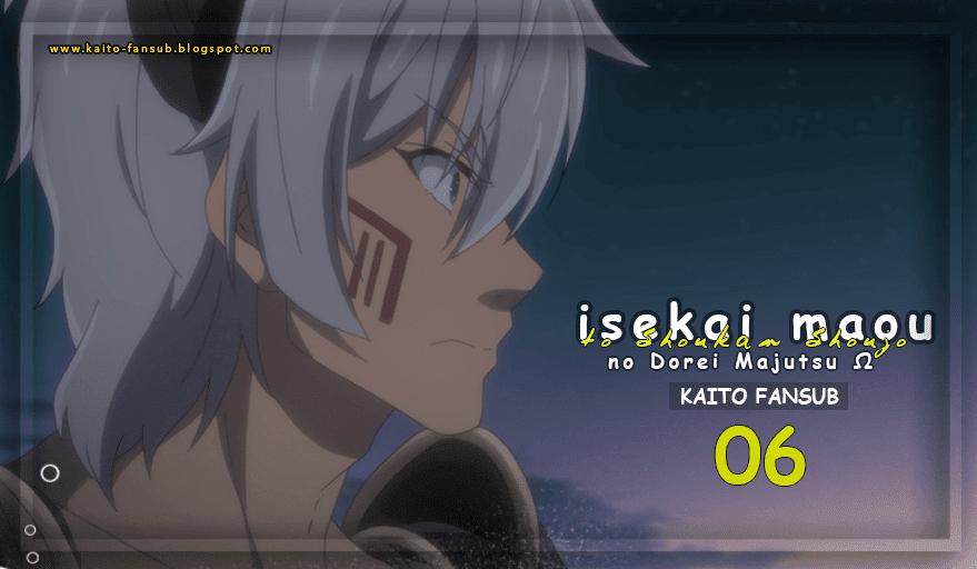الحلقة السادسة من أنمي Isekai Maou to Shoukan Shoujo no Dorei Majutsu S2 مترجمة