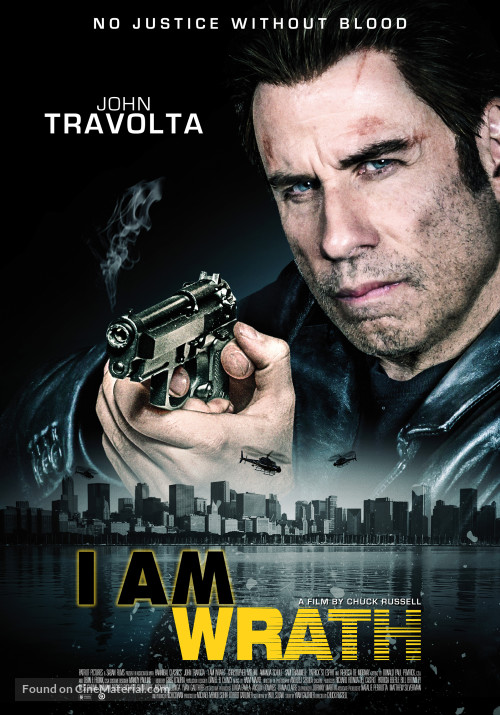 Movie I Am Wrath (2016)