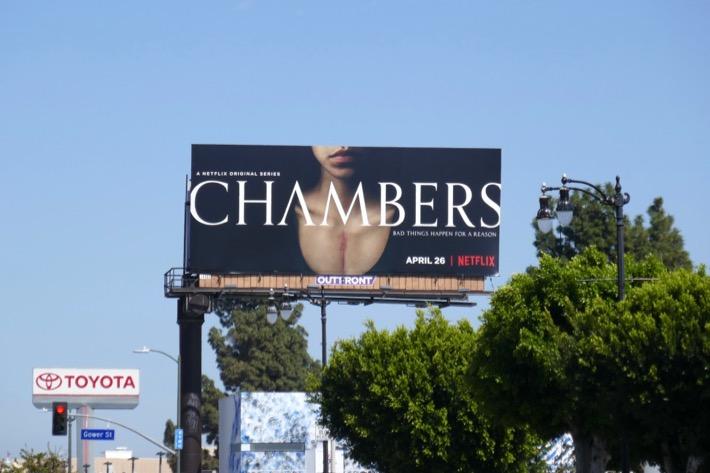 Chambers Netflix billboard