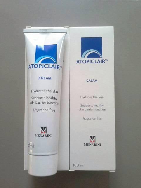 Atopiclair cream viêm cơ địa