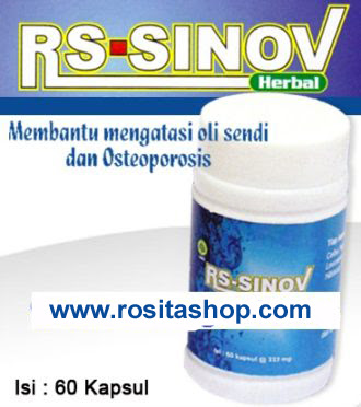 RS-SINOV Herbal Sendi