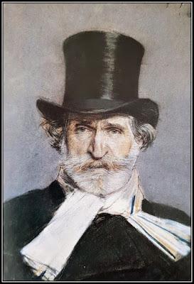 Πορτρέτο του Βέρντι