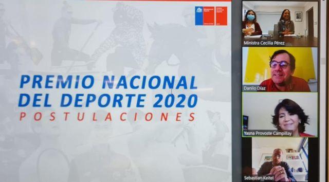 Comisión del Deporte