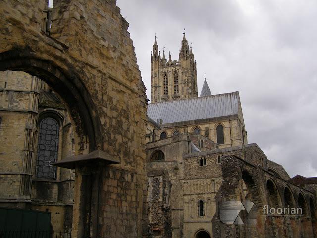 Katedra w Canterbury - co robić w Canterbury