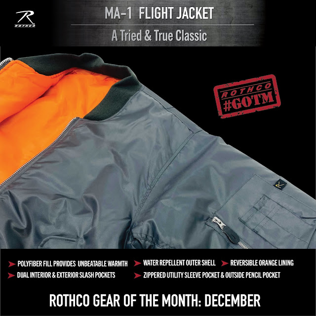 Have You Seen of Gear of the Month for December?