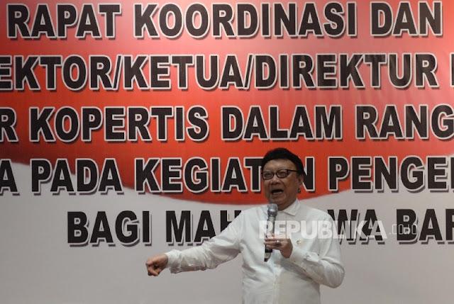 Mendagri Mengaku Sudah Dua Tahun Awasi Aktivitas FPI, Apakah akan Dibubarkan?