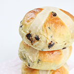 Hot cross buns {PASCUA}
