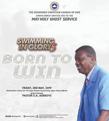 PROPHESIES : SWIMMING IN GLORY 5 - BORN TO WIN