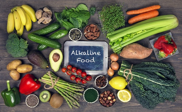 Know the Benefits of Alkaline and Types of foods that contain high Alkaline