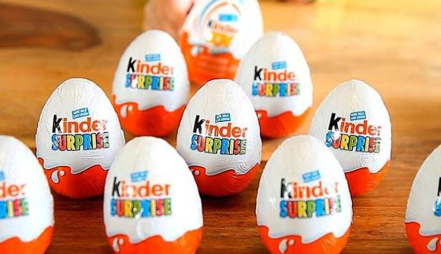 Morreu nesta semana o inventor do Kinder Ovo aos 83 anos