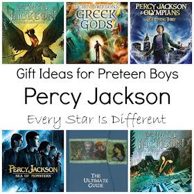 Percy Jackson Gift Ideas