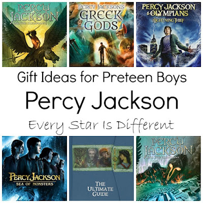 Percy Jackson Gift Ideas